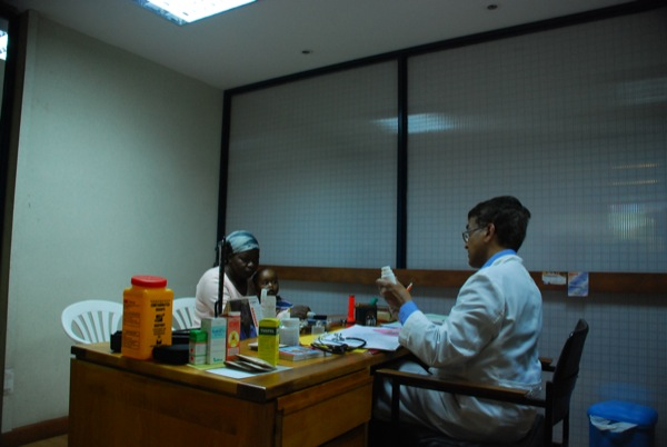 Doctor Consultancy Room