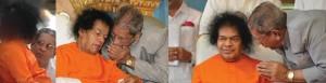 Prof. Anil Kumar with Swami