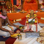 Ganesh Puja for Installation of the Idol