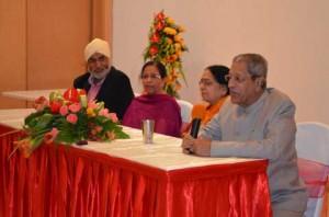 Prof Anil Kumar talkin about The Purpose of Life