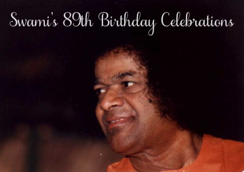 Swami's 89th Birthday Celebrations