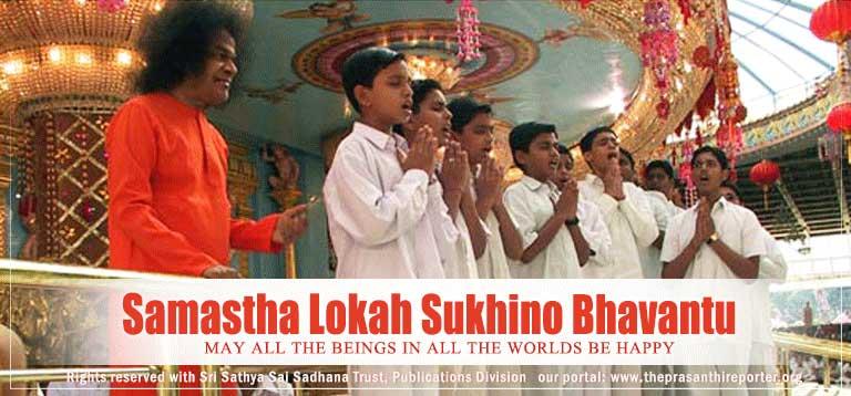 samastha-lokah-sukhino-bhavantu