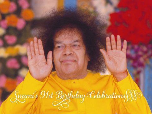 Baba's 91st Birthday Celebrations