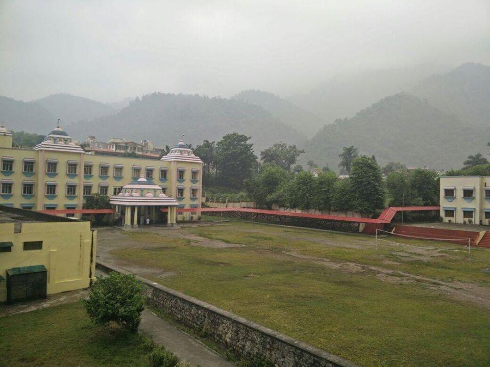 Sri Sathya Sai Baba Ghat - Rishikesh