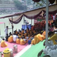 Day One - Sri Sathya Sai Ghat Inauguration in Rishikesh